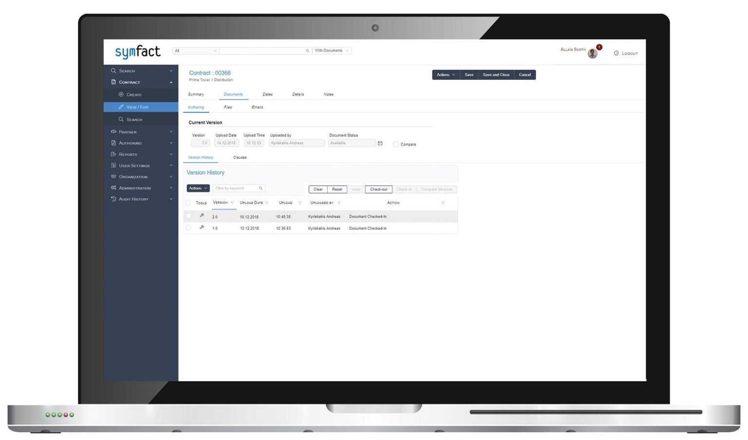 The Contract Management Platform For Your Business