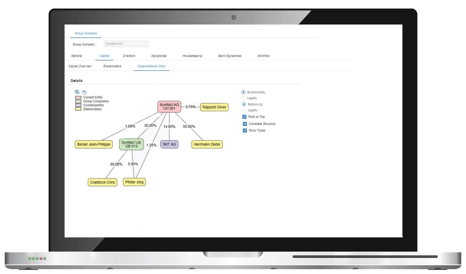 Cloud-Based Contract Management Software