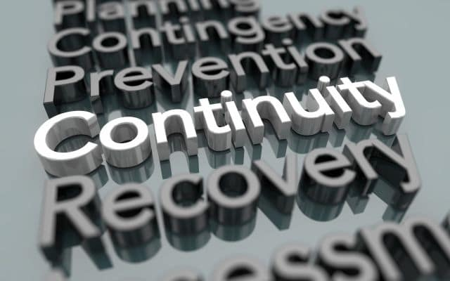 Contract Management Software for Business Continuity Planning