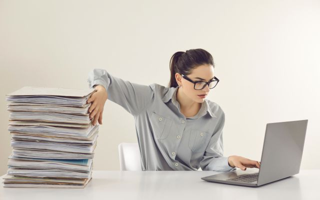 How Your Management Documents are Stored